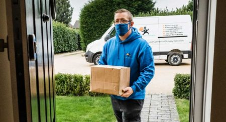 Courier Service for individuals and business delivery