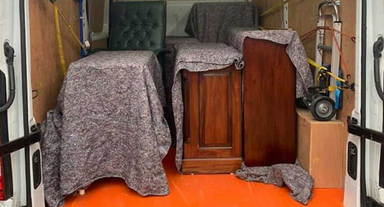We look after your belongings - Careful Home Removals