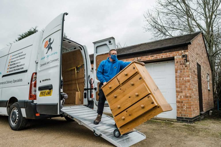 Furniture Deliveries and House Removal Services